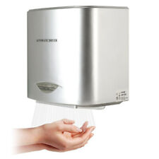 US Hand Dryer Electric Automatic Hot Air Hand Blower For Home Commercial 1000W