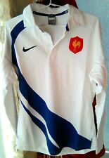 Polo rugby XV de France Nike taille S