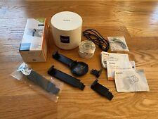 Sony Cyber-shot DSC-QX10 18.2MP Digital Camera - White - Bundle