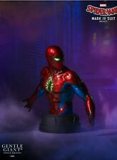 Gentle Giant Marvel Spider-Man Mark IV Suit Bust Brand New In Stock !!!