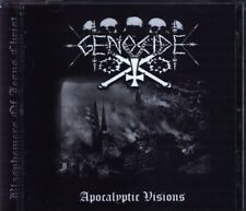 Genocide - Apocalyptic Visions CD