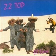 "ZZ TOP ""El Loco"" CD NUOVO ROCK 10 titolo"