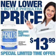 1 PhenUltra Suppress Hunger  Appetite Suppressant Like Adipex Natural That Work