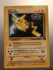 Kids WB presents POKEMON' the first movie Pikachu Pokemon Card edition