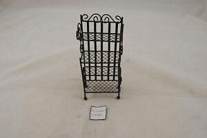 Metal Shelf 1.471/9 4 shelves Reutter metal miniature dollhouse 1/12 scale