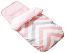 My Babiie Pink Chevron Cosytoes. From The Official Argos Shop on EBAY