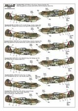 XTRADECAL 1/72 P-40B Tomahawk # 72139