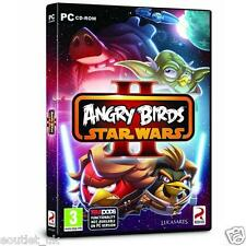 Angry Birds Star Wars II (2) PC Game - Brand New and Sealed