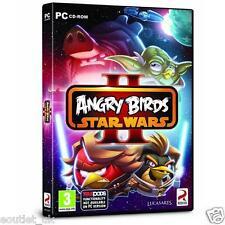 Angry BIRDS STAR WARS II 2 GIOCO PC-Nuovo di Zecca e Sigillato