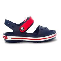 Crocs Crocband Sandalo K Sandali Bambini 12856 485 Navy Red