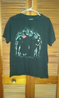 Men's medium Justice League short sleeve black t-shirt