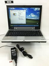 "TOSHIBA SATELLITE M50 14"" LAPTOP CELERON M 1GB RAM 160GB WIN XP PRO H526"