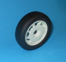"""Kyosho Ultima Front Tires Slick Rubber Duratrax 1.9"""" Vintage RC Part"""