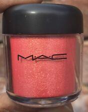 Brillante Naranja Metálico Brillo Sombra de ojos suelto pigmento en polvo Glimmer 7.5G Mac