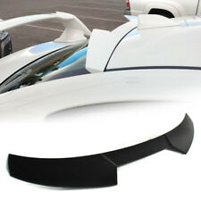 Unpainted ABS For Subaru WRX STI 4 High V Window Roof Spoiler Wing 2018