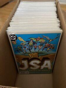 JSA 1-87  (1999)  Complete Full Series Run Geoff John's