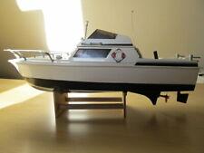 RC-Motorboot mit Graupner Ferns.