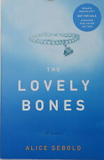 ALICE SEBOLD The Lovely Bones ADVANCE REVIEW COPY