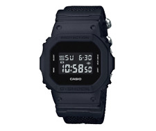 New Casio G-Shock DW-5600BBN-1 Limited Edition Matte Black Shock Resistant Watch