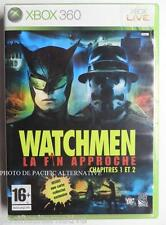 jeu WATCHMEN LA FIN APPROCHE xbox 360 en francais game spiel juego gioco X360