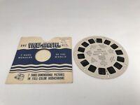 Vintage 1948 Sawyer's Viewmaster Niagara Falls Ontario Canada (375)