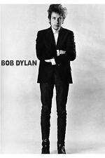 BOB DYLAN POSTER STANDING SELF PORTRAIT