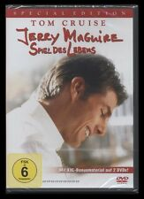 DVD JERRY MAGUIRE - SPECIAL EDITION - TOM CRUISE + RENEE ZELLWEGER *** NEU ***
