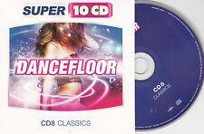 CD CARTONNE CARDSLEEVE DANCEFLOOR 15T DANZEL/SINCLAR/SINCLAIR/SANCHEZ/ROBIN S