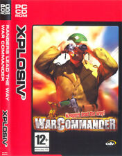 WAR COMMANDER, PC GAME, xplosiv