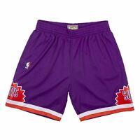 Mens Mitchell & Ness NBA Swingman Shorts 1991 Phoenix Suns