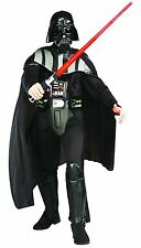 Star Wars Darth Vader Deluxe Costume Adult One Size Fits Most NWT