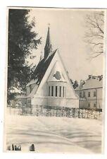 Foto, MORSCHIN, MORSHYN, Polen, Ukraine, ca. 1938, Kirche