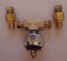 universal hydraulic brake light switch in line brake light switch new