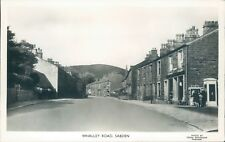 More details for real photo  edgar bradshaw; whalley road sabden