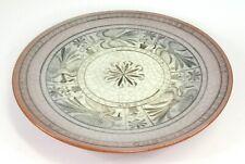 S1226 - WMF Keramikteller bemalt mit Turmmarke