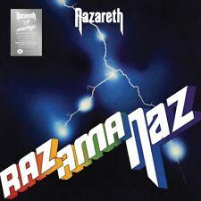 Nazareth Razamanaz 1LP Yellow Vinyl Gatefold 2019 Salvo SALVO381LP