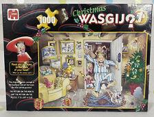 Falcon Wasjig 10 Original 1000 Piece Jigsaw Puzzle 'Antiques Hunt!'