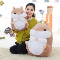Kawaii Hamster Coroham Coron Hugging Body Pillow Soft Hamster Plush Toys Doll
