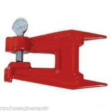ARBORIST SHARPENING FILING STUMP VISE BAR MAINTENANCE
