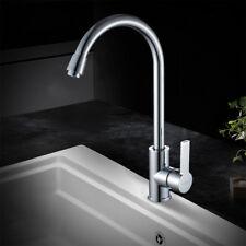 360° Schwenkbar Küchenarmatur Spültischarmatur Einhebel Wasserhahn Armatur Chrom