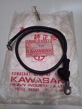 NOS KAWASAKI KZ400 KZ440 KZ550 GPz550 - STARTER MOTOR LEAD WIRE CABLE 26010-035