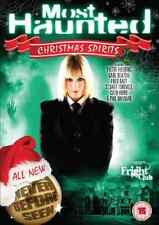 Most Haunted: Christmas Spirits DVD NEW