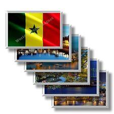 SN - Senegal - frigo calamite frigorifero souvenir magneti fridge magnet