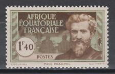 Timbre d'AFRIQUE EQUATORIALE FRANCAISE neuf N° Y. & T. 83 (MI 54)