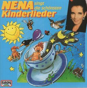 Nena Singt die Schönsten Kinderlieder [Audio CD]