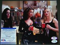 FLASH SALE! Lacey Chabert MEAN GIRLS Signed Autographed 8x10 Photo PSA COA!