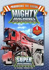 Mighty Machines - Producing The Goods DVD Brand New & Sealed- Fast Ship! VG-349