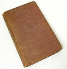 """1839 SCARCE Book """"The Bench & the Bar""""/James Grant, VOLUME 1 of 2"""