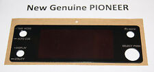 New Genuine Display Panel Sticker DAH2789 For Pioneer CDJ-350 CDJ350 CDJ 350