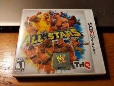 WWE All Stars (Nintendo 3DS, 2011) Tested Complete Game